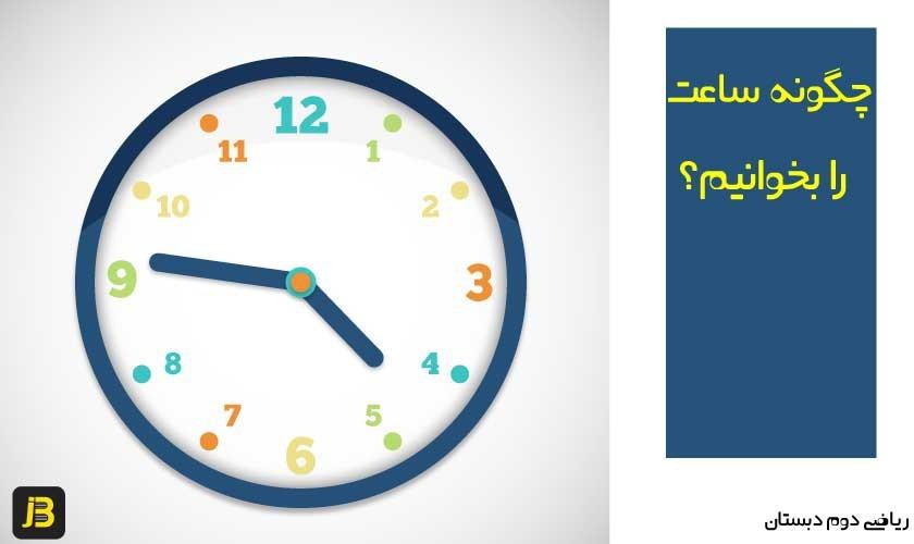 چگونه-ساعت-را-بخوانیم